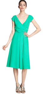 Kate Spade Night Out Night V-neck Fall Party Dress