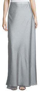 Halston Maxi Skirt Mist, Steel Grey