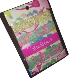 Lilly Pulitzer 4 Hair Ties