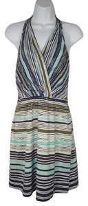 Athleta short dress Halter Stretch on Tradesy