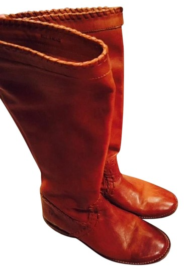 Preload https://img-static.tradesy.com/item/19608674/frye-cognac-brown-bootsbooties-size-us-8-regular-m-b-0-2-540-540.jpg