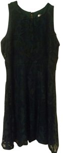 Xhilaration short dress Dark Green on Tradesy