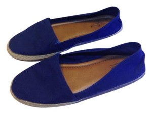 Lucky Brand Navy blue Flats