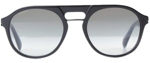 Prada Prada Sunglasses PR 09PS - Black w/ Grey Lens