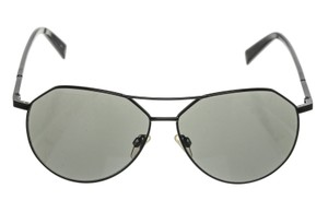 Jil Sanders Jil Sanders Black Aviator Sunglasses Model JS131S