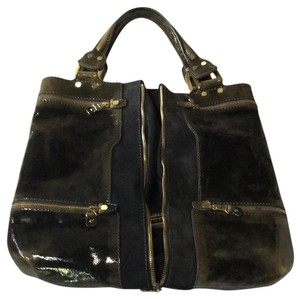 Jimmy Choo Tote in Dark Green