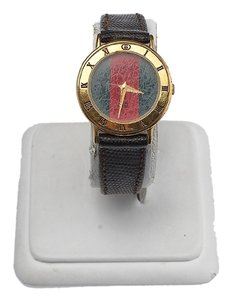 Gucci Gucci Vintage Gold Tone Wrist Watch (30133)