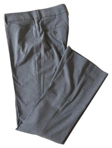 Express Boot Cut Pants Grey