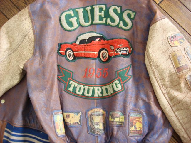Guess By Marciano Cream Jacket Image 1