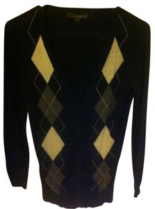 Forever 21 21 Argyle Small Light Weight Sweater