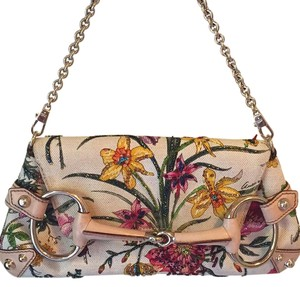 Gucci Multi, Floral Clutch
