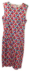 Kate Spade short dress Multicolor Geometric on Tradesy