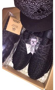 Yeezys 350 boost Black Athletic