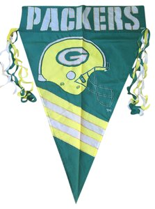 Large Packers Fan Flag