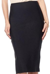 Gracia Bandage Pencil Skirt Black