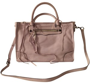 Added To Ping Bag Rebecca Minkoff Satchel In Pale Lilac
