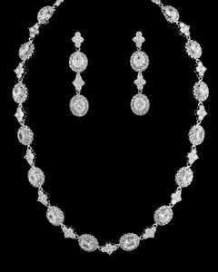 Aaa Necklace and Earring Set Jewelry Sets