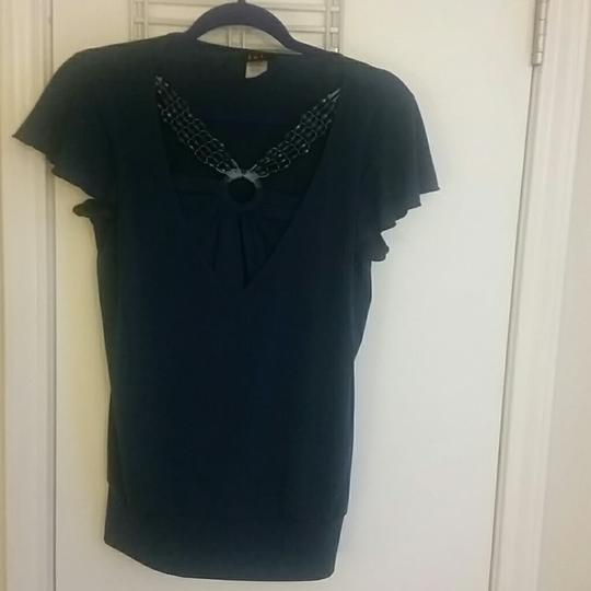 5bf3dded71a5b9 Blue Green Top  19611776 - Blouses durable modeling - www.cleverink ...