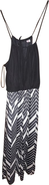 Other Chevron Keyhole Dress
