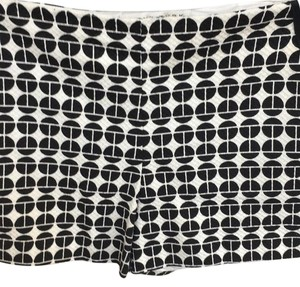 Trina Turk Mini/Short Shorts Black and white