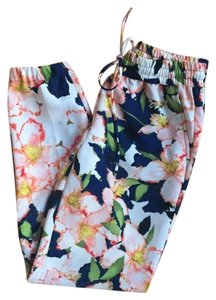 J.Crew Gucci Prada Tory Burch Relaxed Pants floral