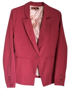 Love Tree Coral Blazer