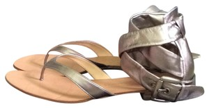 Boutique 9 Pewter Sandals