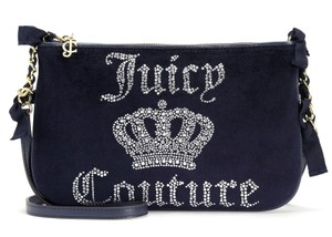 Juicy Couture Crown Stones Cross Body Bag
