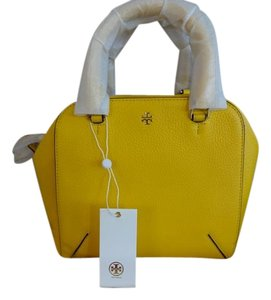 Tory Burch Purse Satchel in Yellow