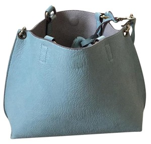 Free People Tote in Teal