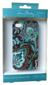 Vera Bradley Vera Bradley Java Blue iPhone Case - new! Retired Print