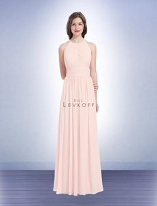 Bill Levkoff Petal Pink Bridesmaid Dress Style 1161 Dress