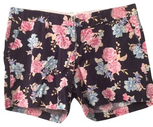 Old Navy Bermuda Shorts Navy, floral