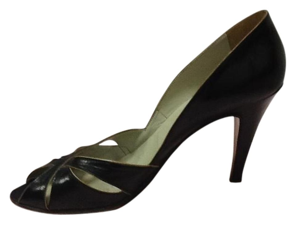 Black Pumps and Beige Stiletto M Pumps Black 6a309f