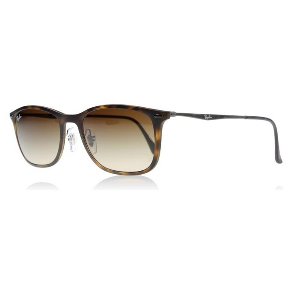 1f7f0cec00b Ray-Ban Rb4225-894-13 Tortoise Frame Brown Lens 52mm Sunglasses ...