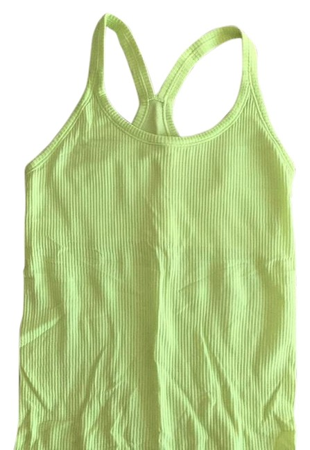 Preload https://img-static.tradesy.com/item/19613110/lululemon-neon-green-activewear-top-size-2-xs-26-0-1-650-650.jpg