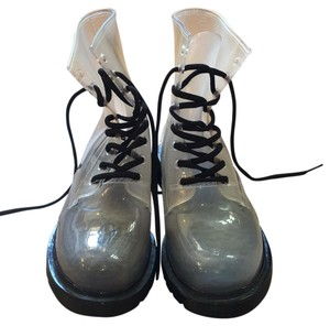 Luv Dance Clear Boots