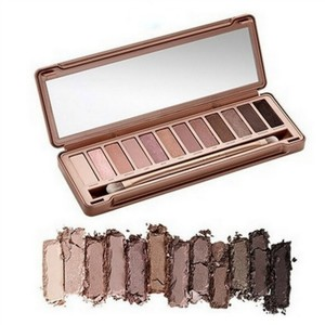 Beautiful browns and beige colors in all shades Eyeshadow Pallet