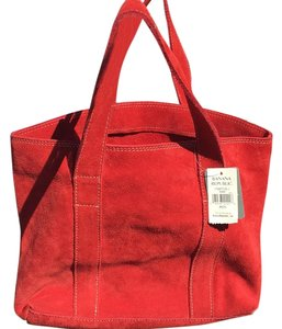 Banana Republic Tote in Red
