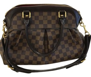 Louis Vuitton Trevi Satchel in Damier