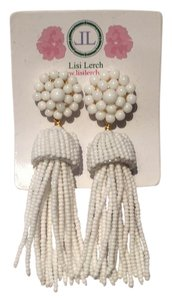 Lisi Lerch Beaded Tassel Earring