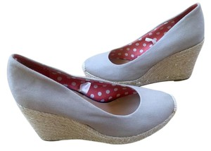 Merona Beige Wedges
