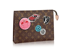 Louis Vuitton Louis Vuitton Monogram World Tour Toiletry Pouch 26 Limited Edition