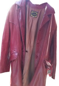 100% genuine leather Coat