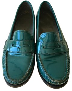 Cole Haan Turquoise Flats