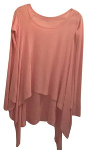 Lululemon Lululemon,Light,Pink,High-Low,Oversized,Sweater