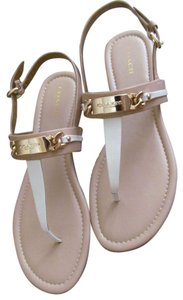 Coach chalk/beechwood Sandals