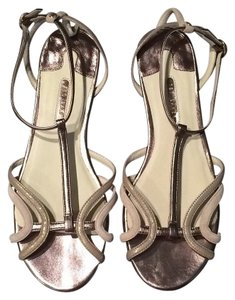 Ted Baker Pewter and shades of grey Sandals