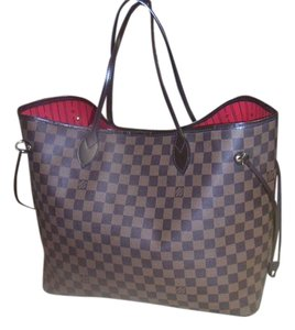 Louis Vuitton Neverfull Damier Gm Shoulder Bag