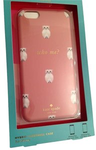 Kate Spade Nwt Kate spade hybrid hardshell case for iPhone 6plus and 6splus